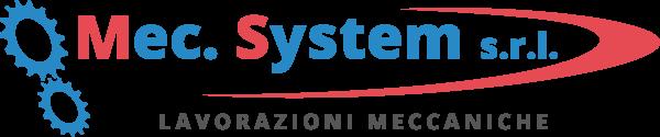 Mec System: Lavorazioni Meccaniche